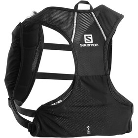 Salomon Agile 2 Backpack Set black